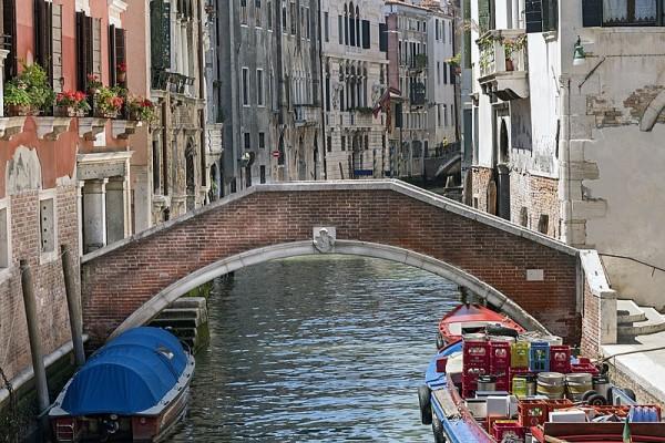Ponte Minich, Venice
