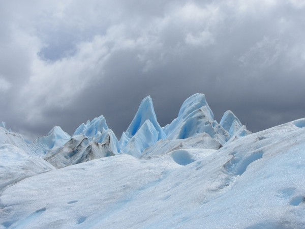 Glacier of Ice