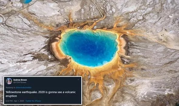 Yellowstone Prediction