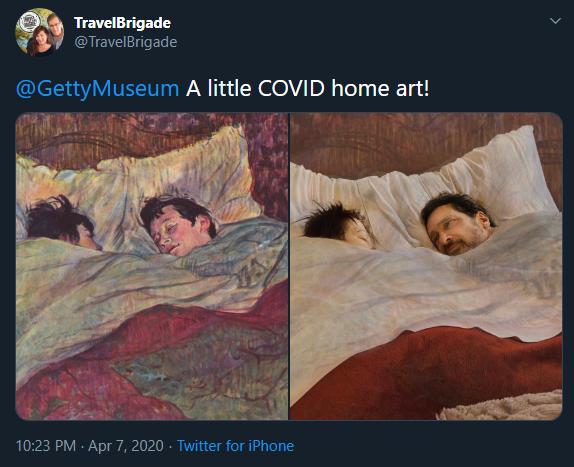 Covid Home Art