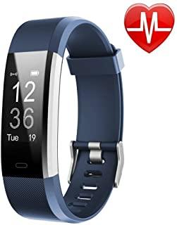 LETSCOM Fitness Tracker HR