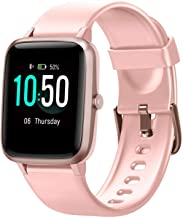 Letsfit Smart Watch, Fitness Tracker with Heart Rate