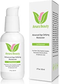 Anti-Aging Face Cream Moisturizer with Resveratrol & Peptides