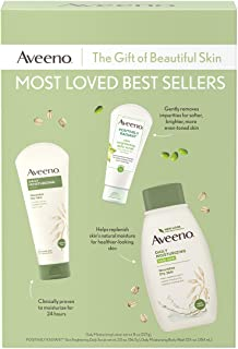 Aveeno Most Loved Best Sellers Skincare Set