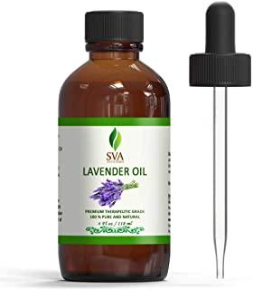 SVA Organics 100% Natural Lavender Essential Oil