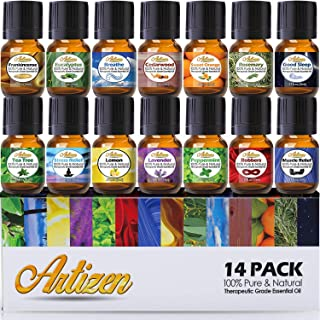 Artizen Aromatherapy Essential Oil