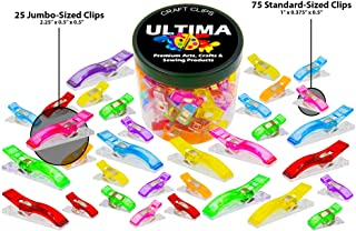 Ultima Craft Clips 100 Pieces