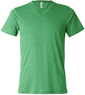 BellaCanvas Unisex Triblend V-Neck T-Shirt