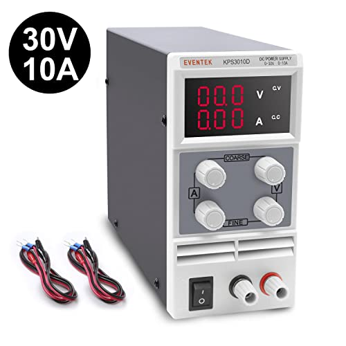 DC Power Supply Adjustable
