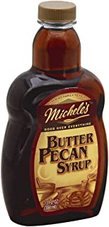 Michelles Syrup Butter Pecan 13 oz