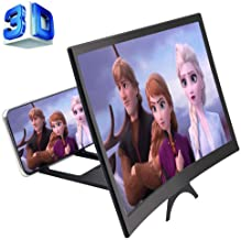 GLISTON 12-inch 3D Phone Screen Enlarger