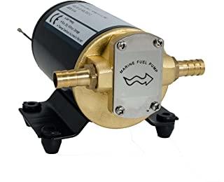 Heavy Duty Rear Mount Oil Gear Pump 12v DC 3.2 GPM
