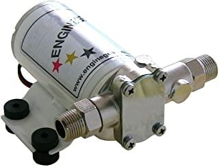 EngineGear 1GPM Gear Pump 12V for Motor Oil