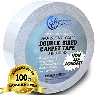 Sugarman Creations Strongest Double-Sided Carpet Tape