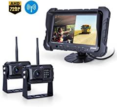 YUWEI Digital Wireless Backup Camera System