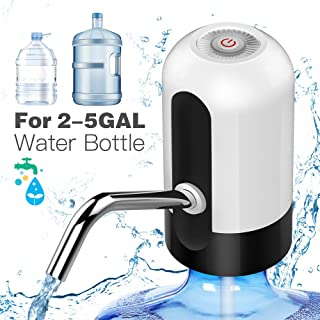 Drinking Water Pump MIKOSI USB Charging Automatic Water Bottle Pump