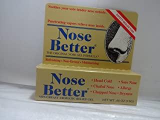 Nose Better Get