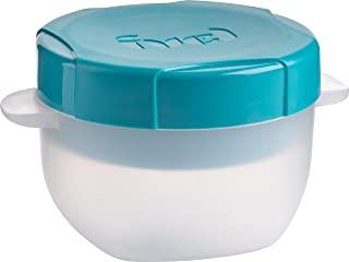 Trudeau Milk Cereal Container