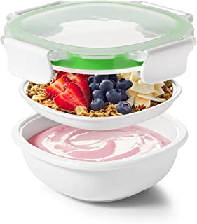 OXO Good Grips Leakproof Snack Container