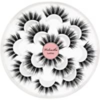 Veleasha 5D Faux Mink Lashes Handmade