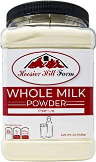 Hoosier Hill Farm All American Whole Milk Powder