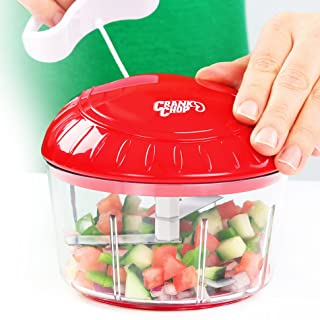 Crank Shop Food Chopper and Processor Original