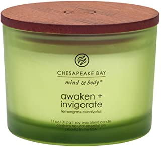Chesapeake Bay Candle Scented Candle Awaken + Invigorate