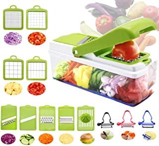 Rtmaxco Mandoline Slicer Dicer Vegetable Chopper