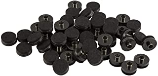 SOFTTOUCH Nail on Heavy Duty Felt Pads for Wood Furniture