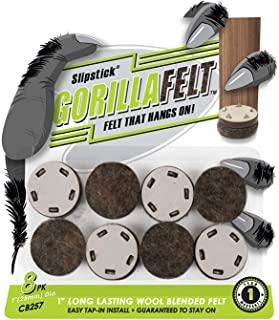 GorillaFelt CB257 Chair Leg Floor Protectors