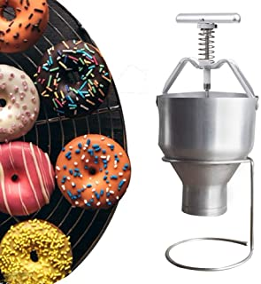 JIAWANSHUN Manual Donut Depositor Dropper Plunger
