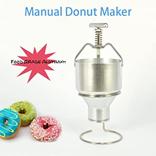 Manual Donut Depositor Dropper Plunger