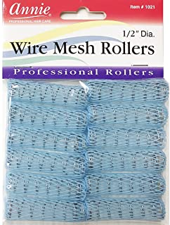 Annie Wire Mesh Roller 12 Count