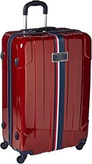 Tommy Hilfiger Lochwood Hardside Spinner Luggage Burgundy