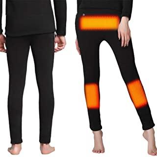 FERNIDA Insulated Heating Underwear Washable USB Electric Heated