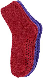 Burklett Adults Indoors Anti-Skid Winter Slipper Socks