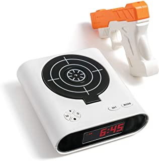 Sharper Image Laser Target Alarm Clock for Heavy Sleepers