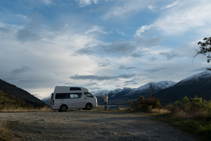 What to Look for When Hiring a Campervan in the U.S.