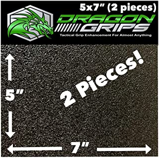 Dragon Grips 5x7 2 Pack Rubber Textured Grip Tape