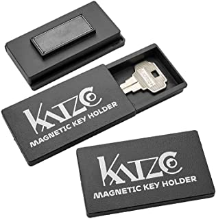 Katzco Magnetic Key Holder 3 Pack