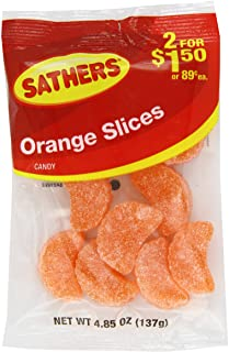 Farley's & Sathers Candy Orange Slices