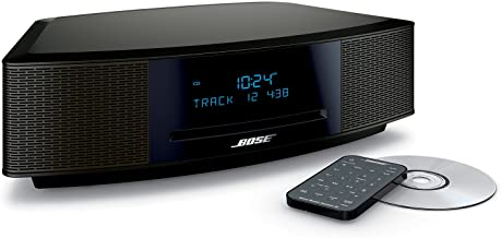 Bose Wave Music System IV Espresso Black