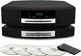 Bose Wave Music System with 3 Multi-CD Changer with Remote Control