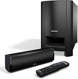 Bose CineMate 15 Home Theatre Speaker System Black