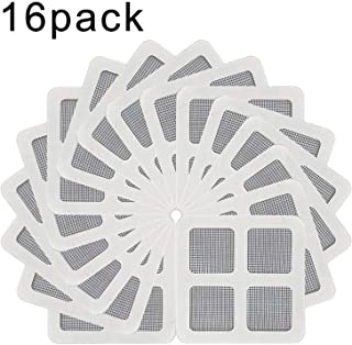 16pcs Door and Window Screen Sticky Repair Patch