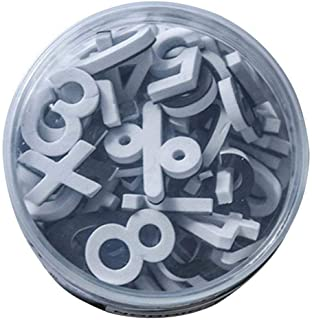 Lzttyee Decorative Magnetic EVA Alphabet Letters