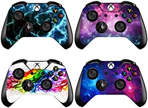 eSeeking 4 Pieces Whole Body Sticker Decal Cover for Xbox One