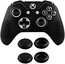 eXtremeRate Soft Anti-Slip Silicone Controller Cover Thumb Grips