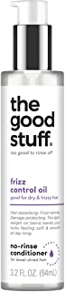 The Good Stuff Bundle Pack Gentle Sulfate Free Shampoo No Rinse Conditioner
