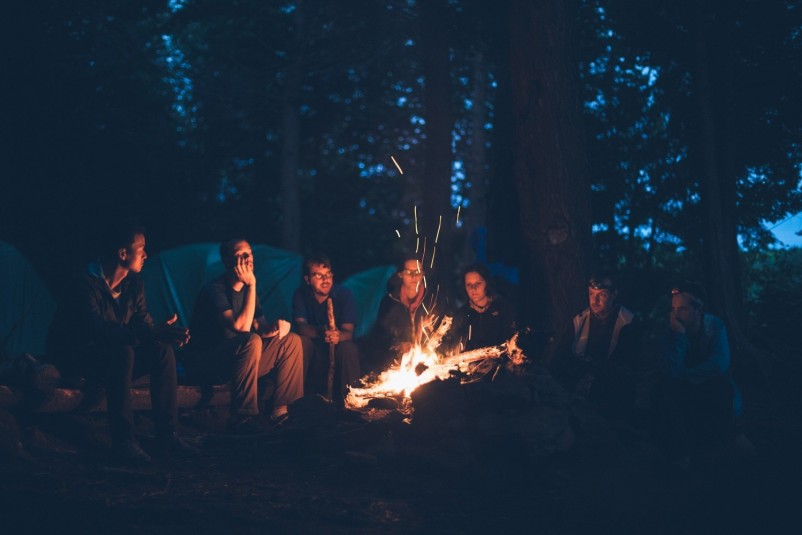 Camping Essentials: Six Items You Need.
